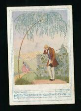 Künstler-AK Mela Köhler, DSV-Karte Nr. 1222, Deutscher Schulverein (R17)