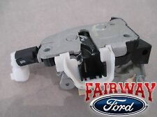 98 thru 11 Ranger Super Cab OEM Ford Lower Rear Door Latch Lock LEFT DRIVER