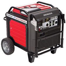 Honda EU7000IS 7000 Watt Portable Quiet Inverter Gas Power Generator Camping RV