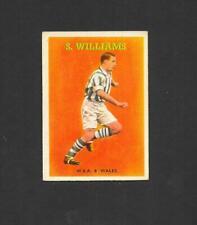 ABC Gum, Footballers, Quiz, #46 S. Williams, West Bromwich Albion 1959