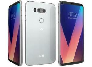 "LG V30 ThinQ H932/H931/US998/VS996 64GB AT&T T-Mobile OR Unlocked 6"" Smartphone"