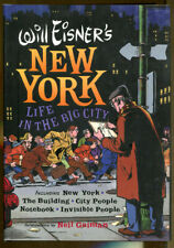 Will Eisner's New York Life in the Big City  First Ed