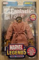 THING in Trench Coat Marvel Legends Series II Variant Action Figure ToyBiz 2002
