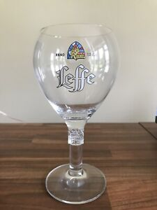 Abbey Leffe Pint Belgian Beer Glass Brand New 2020 Version Craft Ale Nucleated