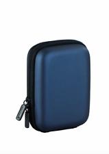 Cullmann Lagos Compact 200 Hard Shell Case for Camera - Dark Blue