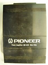 Amplificatore car audio  compatto Pioneer GM620 35Wx2