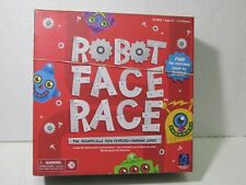 Educational Insights Robot Face Race Board Game gm1370