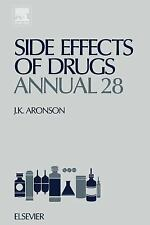 Side Effects of Drugs Annual 28-ExLibrary