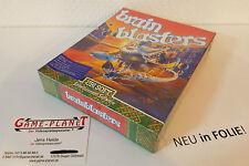 Brain Blasters nuevo embalaje original new box Atari ST en lámina