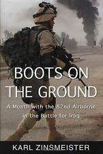 Boots on the Ground: A Month with the 82nd Airborn