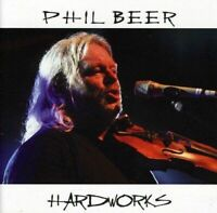 Phil Beer Hard Works (2008) 2xCD Album Nuovo / Sigillato + Il Works