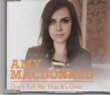 Amy Macdonald-Dont Tell Me That Its Over cd maxi single 2 tracks
