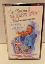 Doc Severinsen and the Tonight Show Band - Once More With Feeling - Cassette NEW
