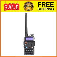 Digital Handheld Radio Scanner Fire Police  2 Way Transceiver Dua VHF FM EMS Ham