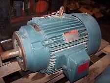 New Reliance 15 Hp Ac Electric Motor 254tc Frame 460 Vac 3530 Rpm 6308331 Tefc