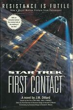 Star Trek: First Contact by J M Dillard