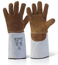 b-flex hrg2 H / Q chaleur résistant GANTELET Gants sécurité vêtements de travail