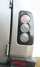 RDX Rear lamp/lights Pods Land Rover Discovery 1 200Tdi 1989 to 1994