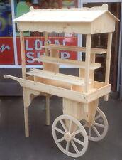 market barrow  sales display garden wedding candy cart