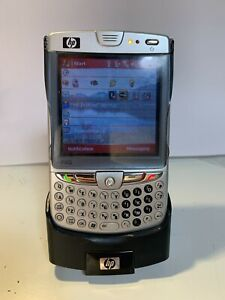 Hewlett-Packard Hw6915 Mobile Messenger with Battery and Charger, Working