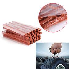 Lots 10pcs Car Tyre Tubeless Seal Strip Plug Tire Puncture Repair Recovery Kit