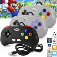 Retro Super SNES USB Gamepad Controller Joystick for PC Windows Mac Raspberry Pi