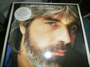 Michael McDonald-Sweet Freedom Vinyl LP On My Own/Yah Mo B There