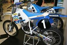 Honda CR 125 Team Peak Procircuit