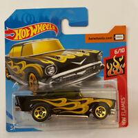 2020 Hotwheels 1957 57 Chevy Mint! MOC!