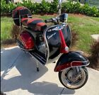 1965 VESPA 150 SCOOTER,  DELUXE AND COMPLETELY RESTORED