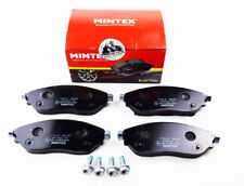 BRAND NEW MINTEX FRONT BRAKE PADS SET MDB3755 (REAL IMAGES OF THE PARTS)