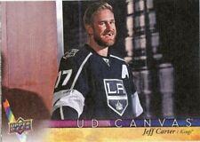 17/18 UPPER DECK UD CANVAS #C40 JEFF CARTER KINGS *43026