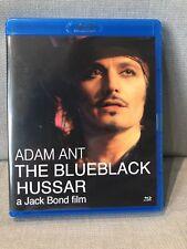 Adam Ant, The Blueblack Hussar, Blu Ray