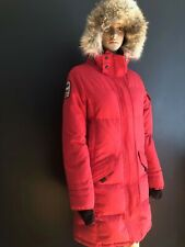 OSC Outdoor Survival Canada Womens Siku Parka size s