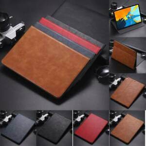 """Fr iPad 9.7"""" 5th 6th 7th Gen 10.2"""" Mini Air 10.5"""" Smart Leather Case Stand Cover"""