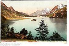 Silsersee AK 1908 Lej da Segl Sils Alpen Schweiz Suisse Svizzera 1509528
