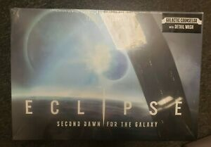 Eclipse: Second Dawn for the Galaxy (Galactic Counselor Pledge) New in Shrink!