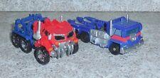 Transformers Beast Hunters Prime OPTIMUS PRIME ULTRA MAGNUS Cyberverse Lot of 2