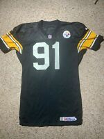 1998 Pittsburgh Steelers Nike Jersey Team Issued Vintage Custom 48 Pro Line