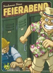 FEIERABEND DEUTSCH / ENGLISCH - 2F - Spiel - ohne Folie