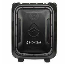 ECOXGEAR EcoBoulder Plus Rugged Waterproof Bluetooth Speaker 100 Watts
