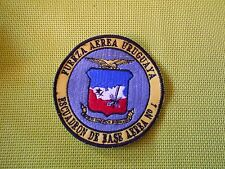 Uruguay Air Force patch AERIAL BASE SQUAD