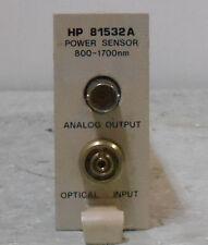 Agilent HP 81532A Power Sensor Module
