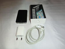 Apple iPhone 4 16GB Schwarz, T-Mobile Gerät, iOS 5.1, 1 Jahr Garantie