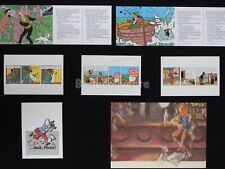 LOT HERGE ESTEVE FORT TINTIN Bar (297)