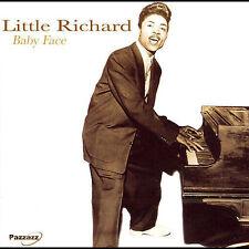 Baby Face by Little Richard (CD, Jun-2005, Pazzazz) Free Shipping