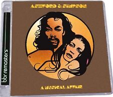 Ashford & Simpson - A Musical Affair   (Expanded Edition) bbr new remaster cd