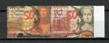 S23594) Colombia 2006 MNH Italian Cultura Institute 2v