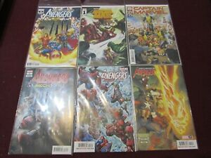 Avengers Comic Lot of 60 NM+ 9.4 1st Print!!** Empyre & War of Realms Variants**