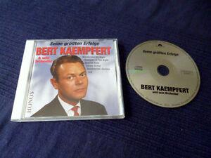 CD Bert Kaempfert Seine Größten Erfolge HONOS Polydor Best Of Greatest Hits